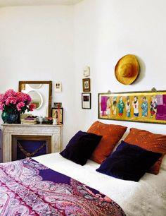 Antic&Chic. Decoración Vintage y Eco Chic: [Lugares con alma] El espíritu bohemio de Fátima de Burnay