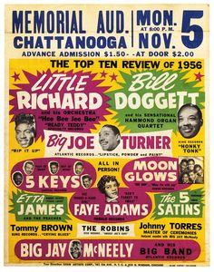 The Top Ten Review Of 1956