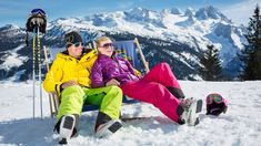 Hotel Kronenhirsch in Russbach, Dachstein West Mount Everest, Skiing, Mountains, Nature, Travel, Small Hotels, Ski, Voyage, Viajes