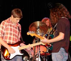 otis frey   Glenn Frey and Don Was took to the stage with their sons, Deacon Frey ...