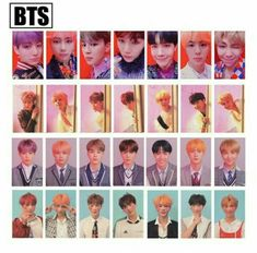 Costume Props Costumes & Accessories The Final Bts World Tour Love Yourself Speak Wings Photo Frame Same Paragraph Concert Picture Bangtan Boys Jimin J-hope Suga V Excellent Quality