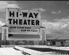 Hi-Way Theatre, Marion Indiana, Grant County Indiana. We use to go every weekend, when I was growing up. I miss going here to watch the movies from the car. Turkey Run State Park, Marion Indiana, Gas City, Outdoor Theater, Drive In Theater, We Are Young, Local History, Advertising Signs, The Good Old Days