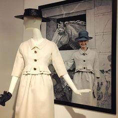 Day wear for Audrey Hepburn's private life also features alongside glamorous evening wear and film costumes by Hubert de Givenchy in 'An Elegant Friendship' at Morges from 20 May. Private Life, Audrey Hepburn, Switzerland, Friendship, Glamour, Shirt Dress, Costumes, Film, Elegant