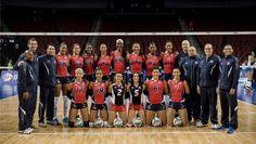 Las Reinas del Caribe enfrentan a Thailandia en Cualificatorio para los JJOO