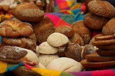 Pan dulce de Oaxaca