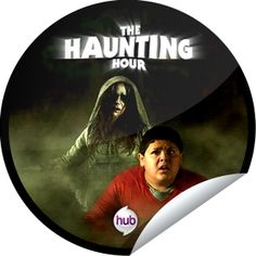 ORIGINALS BY ITALIA's R.L. Stine's The Haunting Hour: The Weeping Woman Sticker | GetGlue