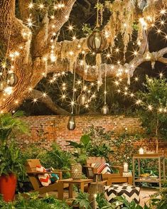 Fairy lights #sourceunknown #bohemiandecor