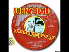 sunny blair - gonna let you go - YouTube