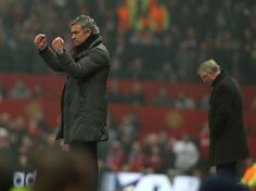 Mou wins the duel between the two best coaches in the world (Real Madrid 2-1 Manchester United)