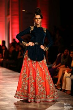 Neeta Lulla at India Bridal Fashion Week. https://www.facebook.com/beautagonal