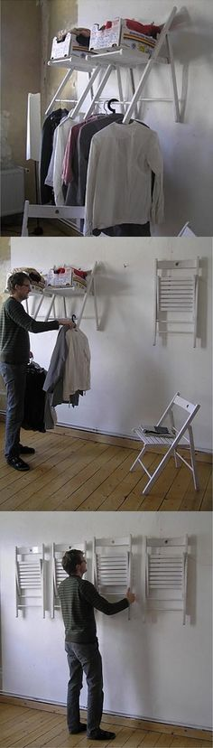 Chair Hanger – DIY