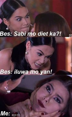 Tagalog Quotes Funny, Tagalog Quotes Hugot Funny, Pinoy Quotes, Pinoy Jokes Tagalog, Memes Pinoy, Filipino Quotes, Filipino Funny, Funny Menes, Short Girl Quotes