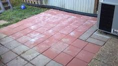 Bon 16 Inch Patio Pavers   Verandas Have Consistently Been Our Favourite Place  For Spending Leisure Hours, Be It Barbecuing In T