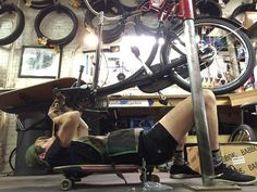 This Bike Shop Is Not Like the Others – Transport Cycles