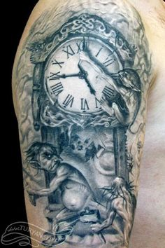 Tattoo Artist - Oleg Turyanskiy | Tattoo No. 4703