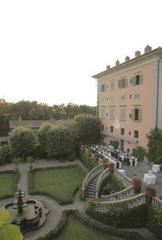 Tuscany Wedding by Italia Celebrations   Style Me Pretty