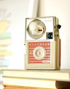 Kodak Hawkeye Flashfun Camera Vintage | Vintage lomography