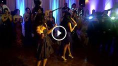 Very Beautiful Knife Dance in Iranian Wedding