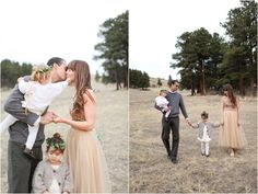 A Styled Whimsical Family-Oriented Elopement by Jamie Fischer Photography
