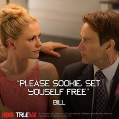 I actually cried when I saw this episode  who cares? I'm in love with True Blood ❤❤❤❤❤ #TrueToTheEnd #TrueBlood #annapaquin #stephenmoyer #billcompton #sookiestackhouse
