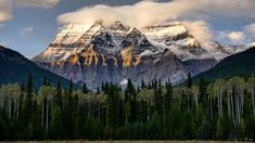 Mount Robson — British Columbia, Canada | Have you ever dreamed of packing up and road tripping for months on end? Nick Paquette, a freelance video editor, did just that last year. He embarked on a road trip across North America and drove over 21,700 miles in six months, discovering some of Canada and America's most scenic attractions on the journey. Paquette and his girlfriend originally decided to take the trip as a way to explore their homeland Canada and later extended the trip to…