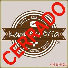 Atento comunicado!  #Káapehtería #TeHaceElDía #KáapehCOMBO #Káapehtear #KáapehteAMIGOS #Cafetería #Café #Frappuccinos #Frappés #Alimentos #Postres #Pasteles #Panes #Cancún #Chetumal #México