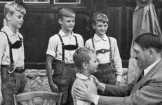 Four brothers meet Adolf Hitler.