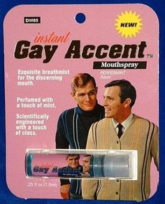 GAY MEMORABILIA | there has to be at least one gay person in the office