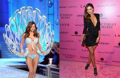Wie kent Victoria's Secret niet? Het merk staat bekend om een prachtige lingerie lijn en een show vol beroemde modellen. Maar modellen zijn toch mager… Hoe komen ze dan aan de belachelijk grote boobies? Zoek de verschillen!
