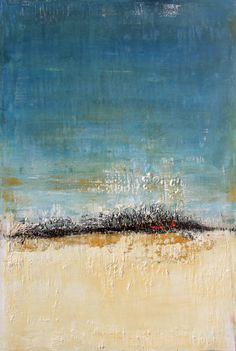 Painting by Brad Robertson. #abstract #modern #art
