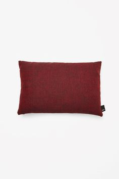 COS image 1 of Hay Eclectic Rectangle Cushion in Red