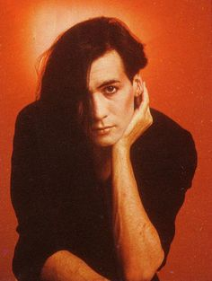 Philip Oakey Human League | Phil Oakey of The Human League in the early-1980s