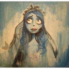 """sinirellaa:    """"l love you, victor. but you're not mine.""""  Sağlam animasyon.  Tim Burton'ın elinden geçmiş filmlere yorum yapamıyorum."""