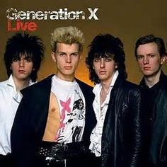 generation x the band - Bing Images