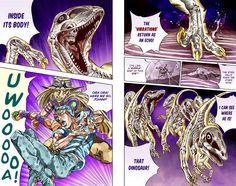 JoJo's Bizarre Adventure Part 7: Steel Ball Run - vol 87 ch 31 Page 25 | Batoto!