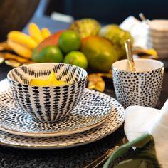 Entdecke unsere Auswahl an Geschirr im Showroom in Meilen oder in unserem Online Shop !