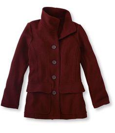 Bean's Boiled Wool Jacket: Casual Jackets   Free Shipping at L.L.Bean
