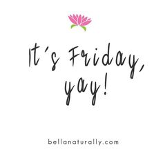 Yay to Friday! It's been a hectic week here at BellaNaturally HQ getting ready for our early Christmas sale! 🎄🎁🌷Don't miss out, sign up to our newsletter, register or follow us for the latest news! #BellaNaturally #greenbeauty #makeup #beauty #naturalbeauty #organicskincare #crueltyfreebeauty #naturalmakeup #nontoxicbeauty #organicbeauty #nature #certifiedorganic #organicskincare #toxinfree #cleanbeauty #healthybeauty #naturalbeautyproducts #veganbeauty #NontoxicLiving #quotes #friday…