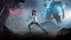 There is the multiplayer virtual reality gaming that you can also try on. Vr Headset, Playstation, Solo Player, Virtual Reality Games, Vr Games, Video Games, Motion Capture, Indie Games, Try On