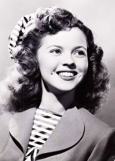 Shirley Temple, 1940s