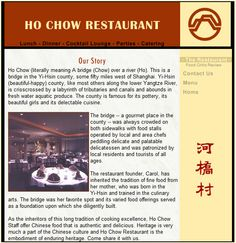 Now that Wok City Diner in Fremont has closed, Ho Chow is the next best thing. Super yummy!  http://www.hochow.com/menu.htm