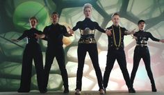Steps set for first number one in 18 years with Tears On The Dancefloor Famous Dance Moves, Claire Richards, Dance Routines, Present Day, Number One, Pop Group, Character Shoes, Music Videos, Dancer