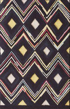 #1185B American Hooked Rug ,custom size and shape #TNEC #american #hookedrug #NYC #carpet