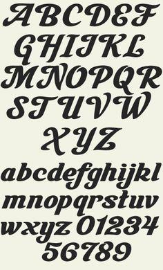 Letterhead Fonts / LHF Milkman / Retro Fonts
