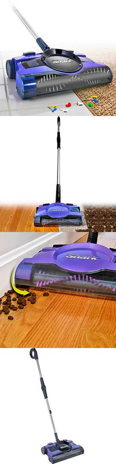 Carpet And Floor Sweepers 79657: Shark Cordless Sweeper Carpet Hard Floor  Vacuum Cleaner ~ Rechargeable