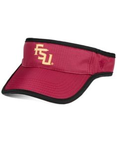 buy popular b572d 24917 Top of the World Florida State Seminoles Baked Visor   Reviews - Sports Fan  Shop By Lids - Men - Macy s