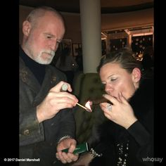 Family-run companies unite with #DMCigars - Worlds best selling #whisky @GlenfiddichSMW & #MeindlFashion the largest fashion house in Germany.  #DanielMarshall #Cigar Lounge #KitzbuhelCountryClub  View more Daniel Marshall on WhoSay