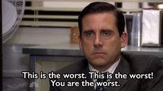 13 Times Michael Scott Said What We Were All Thinking During Work- We all think about saying things that we would never actually mutter out loud, especially at work. Luckily, Michael Scott has no filter and says...