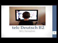 telc Deutsch B2 Fernsehen