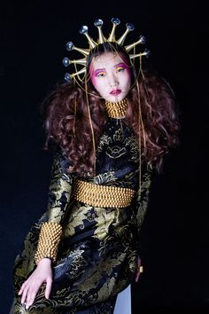 OXXO Magazine.  Fotógrafo: Máximo Arroyo.  Hair & Make Up + complementos: Nando Talavera